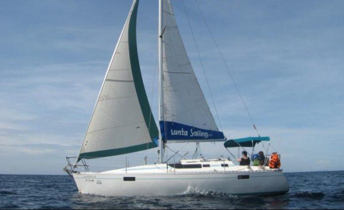 Sailing in Lanta